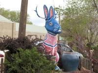 Santa Fe,NM Jackalope Art Curios Store