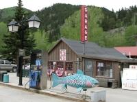 Big Fish at Lake City Garage BBQ Station