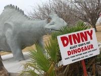 Dinny at Alley Oop Fantasy Land Iraan Texas