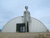 Alien Research Center Extraterrestrial Highway