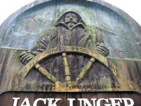 Jack Unger memorial Winchester Bay, OR