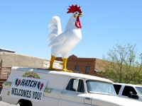 Hatch New Mexico Giant Chicken
