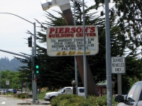 Pierson's is Home of the Big Hammer in Eureka, CA