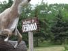 Big Deer in Deerwod, WI