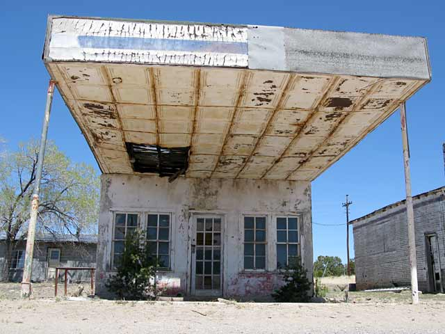 Pie Town New Mexico gas station for sale