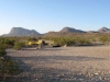 K Bar Big Bend Backcountry Tent Site Small RV Boondocking