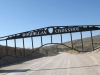 Boquillas Crossing Gate Closed Big Bend Texas