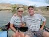 Boquillas Crossing Rio Grande by Boat to Mexico
