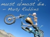 Marty Robbins Quote To Really Live Death Biker Terlingua Texas