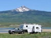 Free RV Boondocking at Miramonte Reservoir Norwood, CO