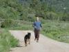 Wyatt welcomes Jim hom from run at Miramonte Lake