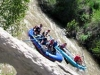 Rafters on San Miguel River, Colorado