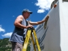 How To Remove Vinyl Lettering From RV