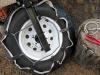 DIY RV Spare Tire Cover