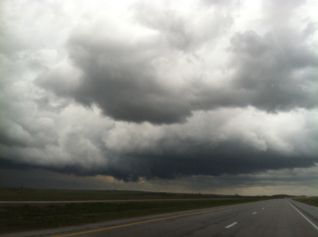 Nebraska Wall Cloud