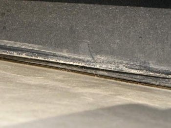 Leaky RV Slide Out Flap Seal