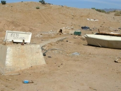 Slab City Bunker Site occupied