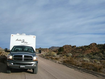 Basin and Range BLM National Monument, Nevada