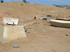 Slab City Bunker Site occupied