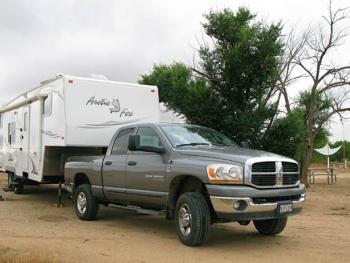 RV Boondocking at Joyful Journey Hot Springs Tent Sites