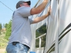 Cleaning Oil off RV