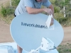 LiveWorkDream RV Satellite Dish Vinyl