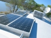 RV Solar Panels and MobilSat Satellite Internet Dish