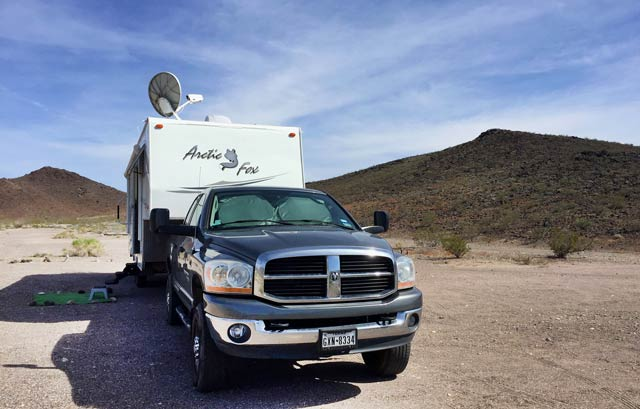 replacing full-time RVing tow vehicle
