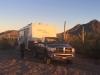 Free Boondocking RV Site, Ajo Arizona