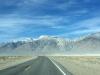 Highway 190 West through Death Valley