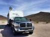 Free RV Boondocking at The Pads, Death Valley CA