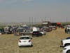 2017 Total Eclipse Wyoming Traffic After