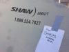 Shaw Satellite Dish