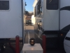 RV park packs campers