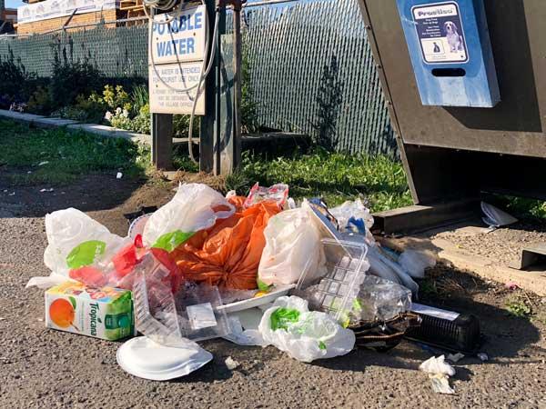 Weekender Trash