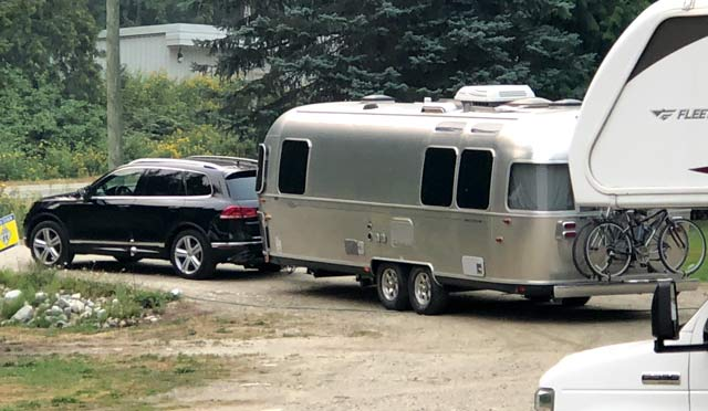 Americans live in RVs