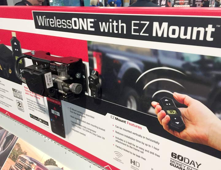Air Lift WirelessONE EZ Mount