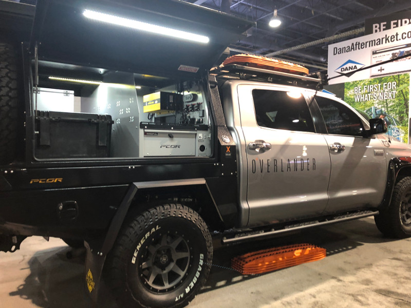 SEMA 2018,RV,Alaska,Patriot Campers, RAM SuperTourer,off-road,overlanding,RVing