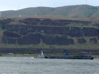 John Day Dam and Lock
