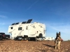 Quartzsite Boondocking Solar and Satellite Internet