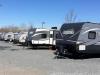 FEMA trailers at Santa Rosa Fairgrounds