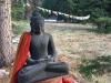 Budha Offerings at Mt Shasta Shtupa