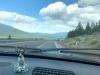 Hwy 97 Leaving Mount Shasta, California