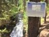 Quality Creek Falls, Brittish Columbia