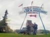 Alaska Highway Mile 0, Dawson Creek BC