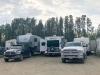 Close Camping at Tags RV park in Watson Lake, YT