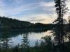 Yukon River Dam Boondocking Spot, 10:30 PM