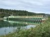 Yukon River Dam, near Whitehorse