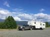 Burwash Landing free boondocking, Yukon Territory
