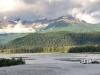 Chilkat River Boondocking near Haines, Alaska